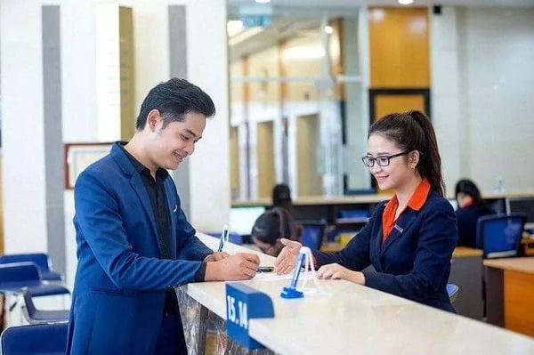 uniforms of sacombank - Đồng Phục Thiên Phước