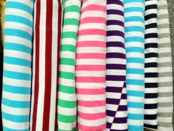 vải cotton polyester