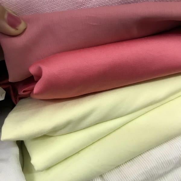 vải kaki lụa là gì