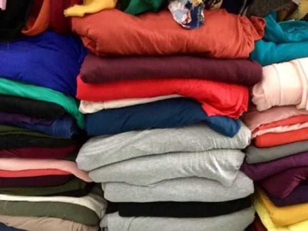 vải thun cotton spandex