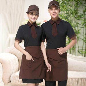 áo đồng phục nhân viên bán hàng