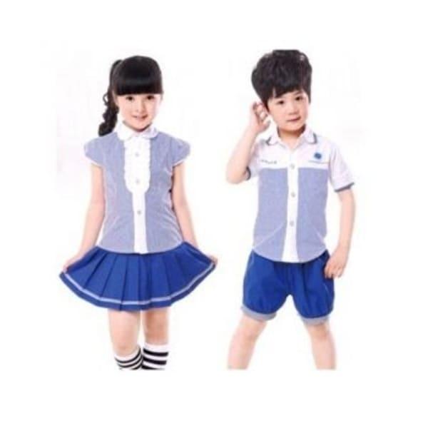 đồng phục mầm non cho bé