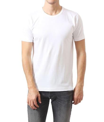 chọn size áo phông nam