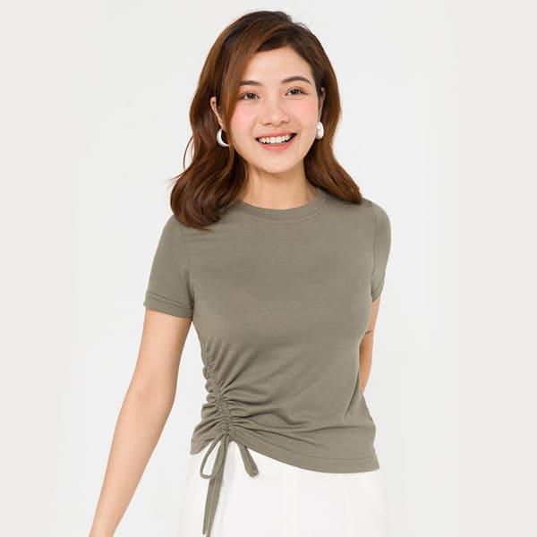 chọn các size áo phông nữ