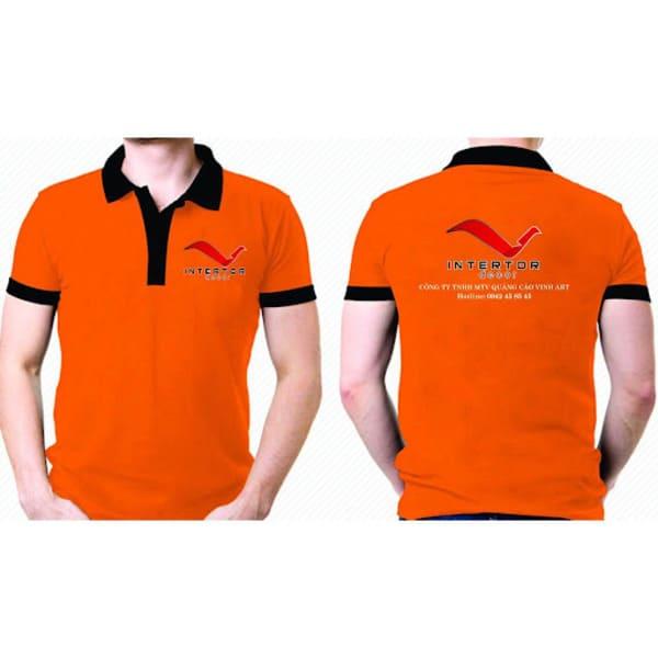 thiết kế áo đồng phục công ty