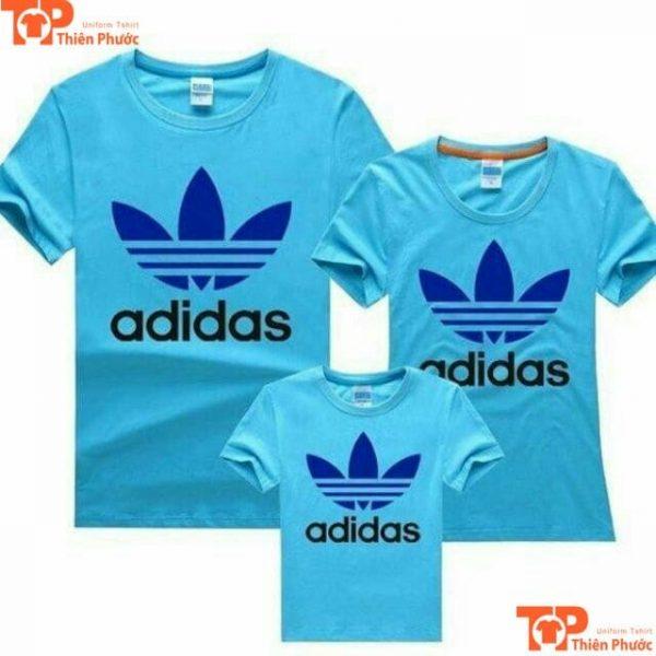 áo đôi gia đình addidas
