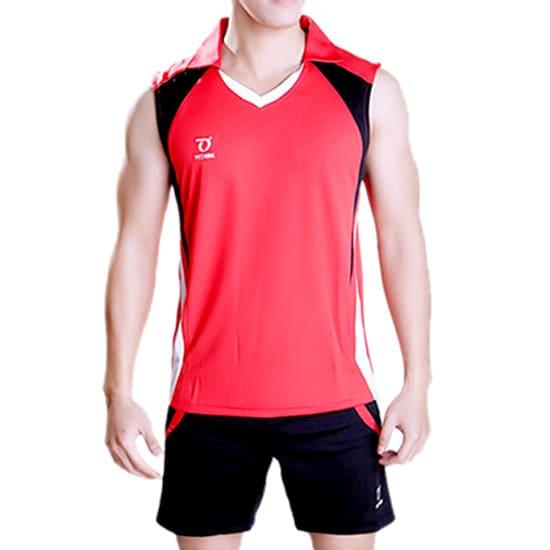 áo đồng phục bóng chuyền thể thao nam