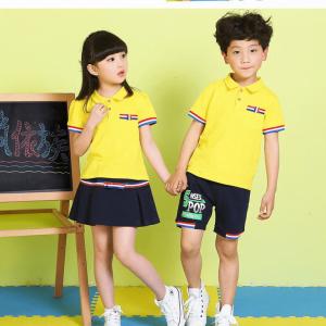 áo đồng phục thể thao học sinh tiểu học