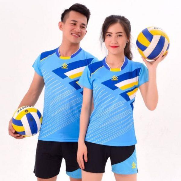 bộ đồng phục thể thao bóng chuyền