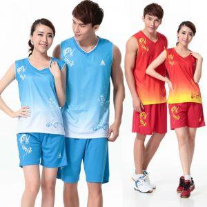 bộ đồng phục thể thao bóng rổ
