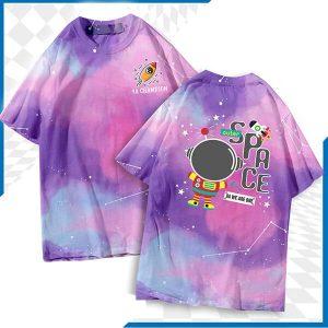 áo đồng phục lớp 3d galaxy