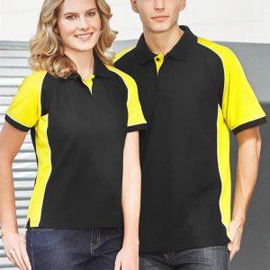 áo thun công nhân màu đen