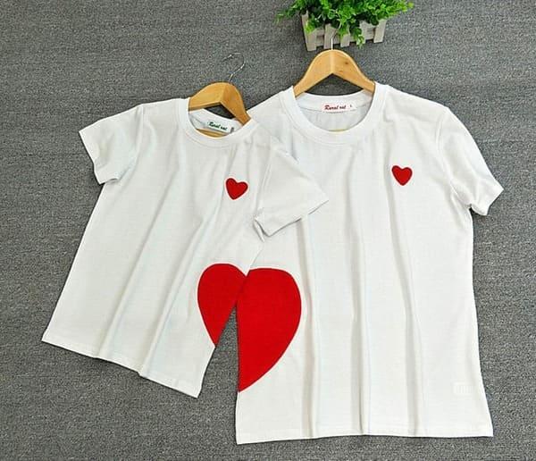 áo thun đồng phục gia đình giá rẻ