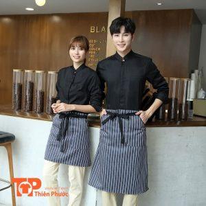 áo thun đồng phục quán cafe năng động