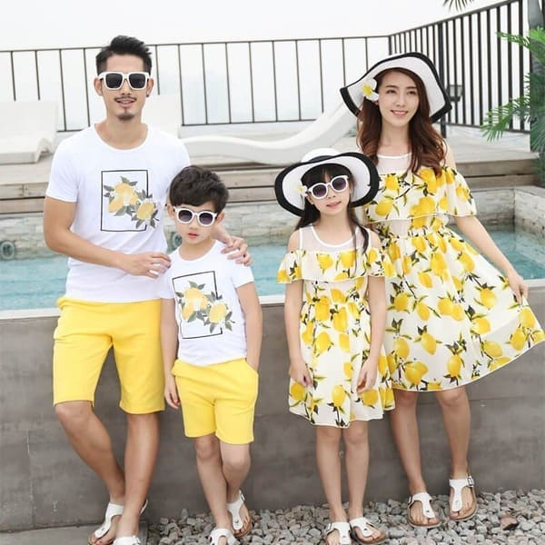 áo thun gia đình giá rẻ
