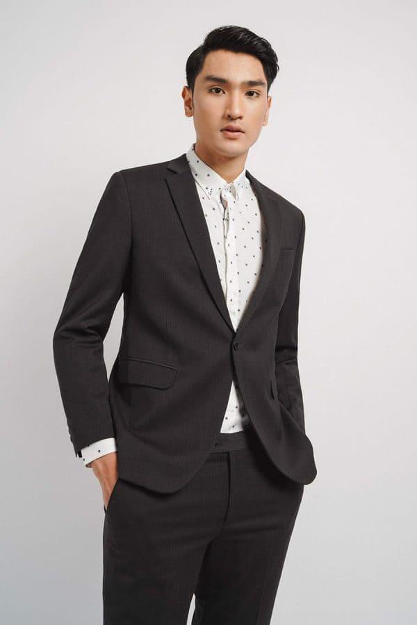 áo vest đồng phục công sở nam