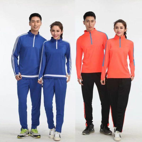 bộ đồng phục thể thao chạy bộ running