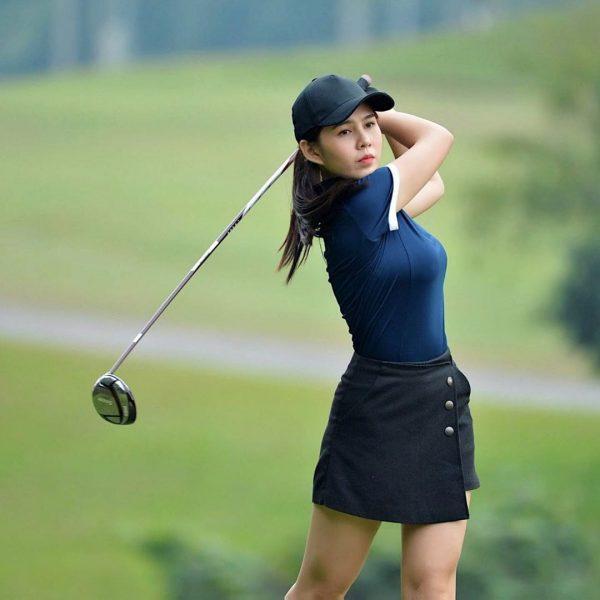 bộ đồng phục thể thao đánh golf cho nữ