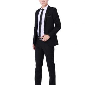 bộ vest đồng phục công sở nam