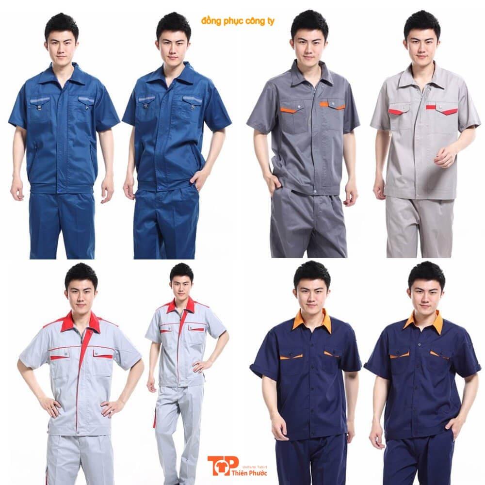 đồ bộ đồng phục cho công ty