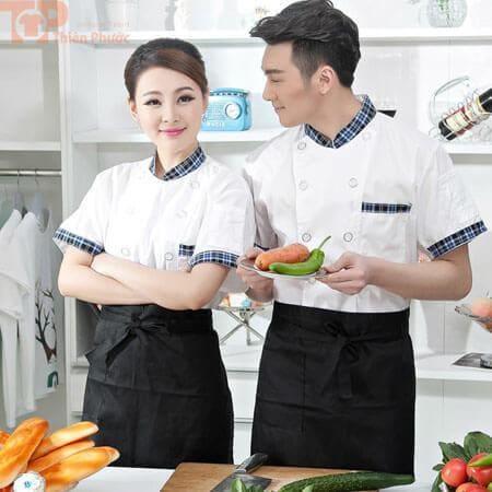 Đồng phục bếp cho đầu bếp