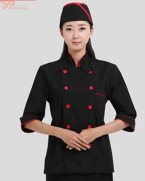 Đồng phục bếp cho nữ