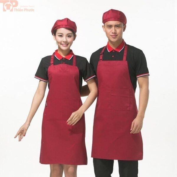 đồng phục bếp may sẵn ở tphcm