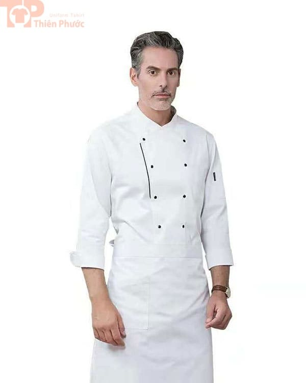 Đồng phục bếp trưởng nhà hàng