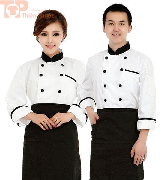 đồng phục cao cấp cho đầu bếp