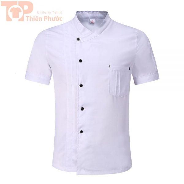 Đồng phục cho nhân viên phụ bếp