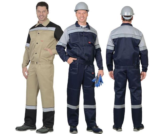 đồng phục công nhân điện lực 2 màu có mũ