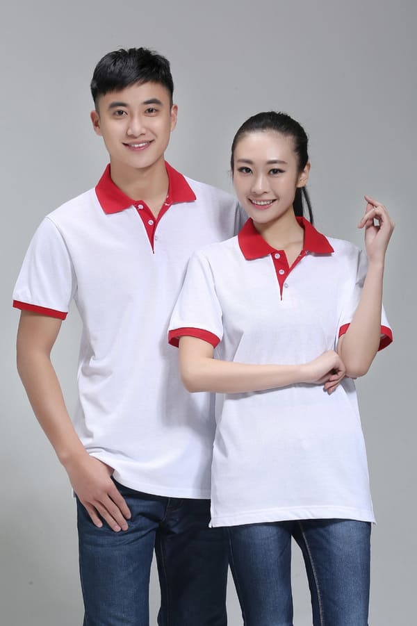 đồng phục công nhân giá rẻ màu trắng