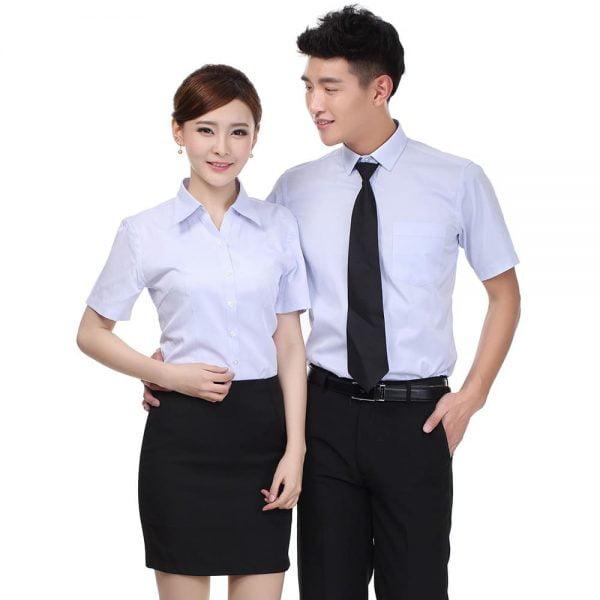 đồng phục nhân viên công sở chuyên nghiệp