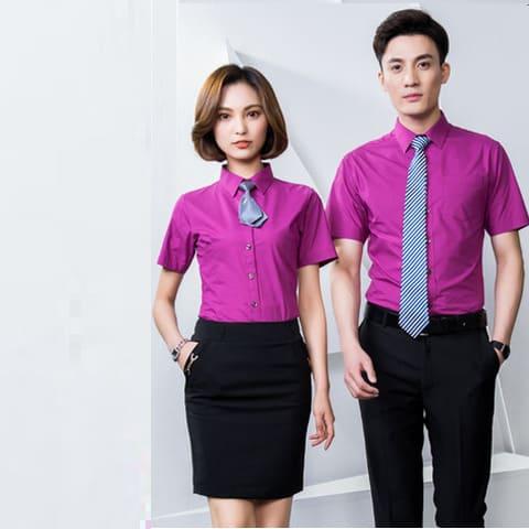đồng phục nhân viên văng phòng nam nữ
