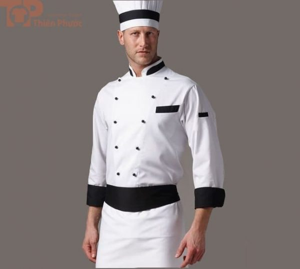 Đồng phục đầu bếp bánh