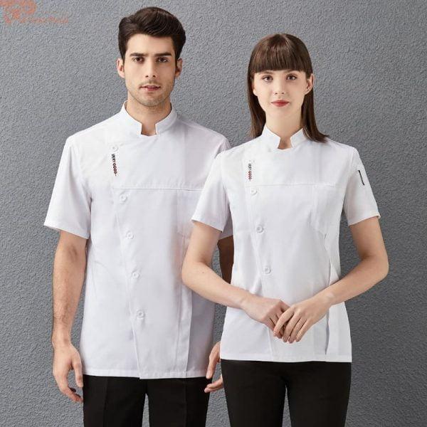 Đồng phục mẫu đẹp cho nhà bếp