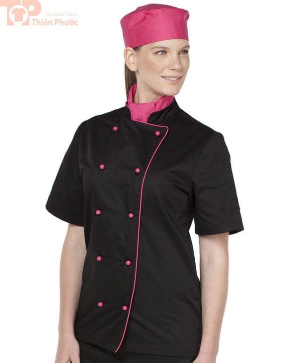 Đồng phục nhà bếp đẹp cho nữ