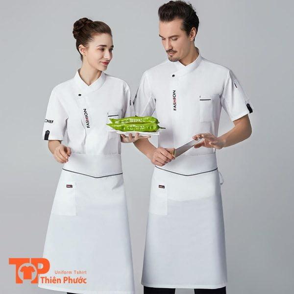 đồng phục nhà hàng nam nữ
