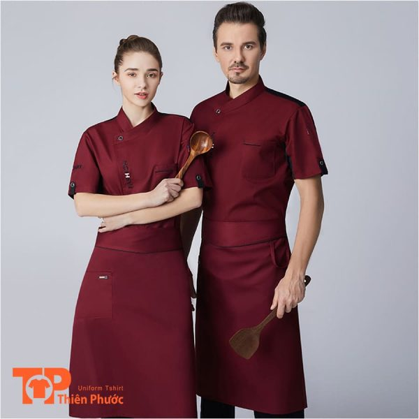 đồng phục nhà hàng nữ nam