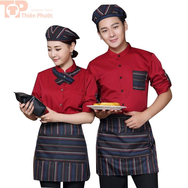 Đồng phục nhân viên phục vụ bếp