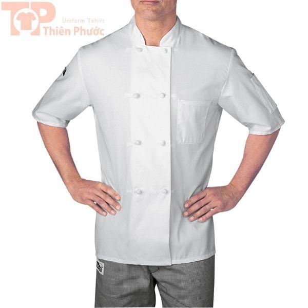đồng phục phụ bếp