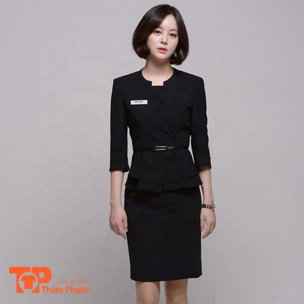đồng phục quản lý nhà hàng khách sạn