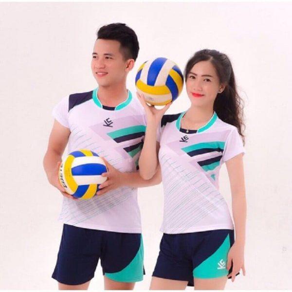 đồng phục thể thao bóng chuyền nam nữ