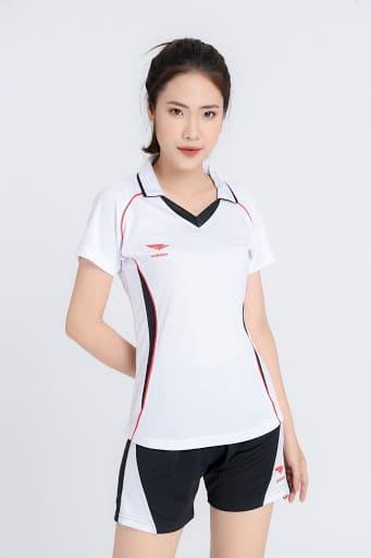 đồng phục thể thao bóng chuyền nữ