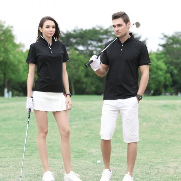 đồng phục thể thao đánh golf nam nữ
