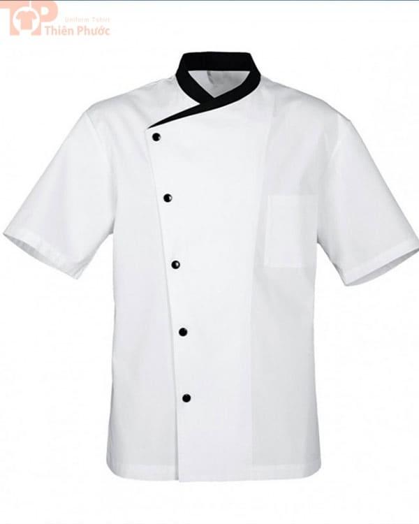 Mẫu áo bếp nam