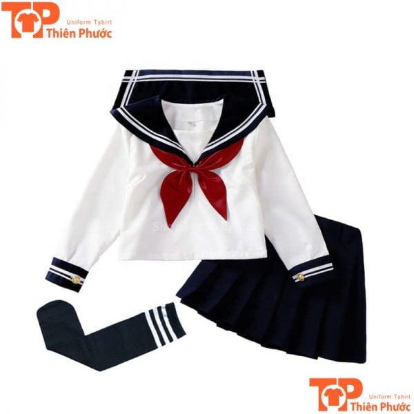 mẫu áo đồng phục mầm non phổ biến