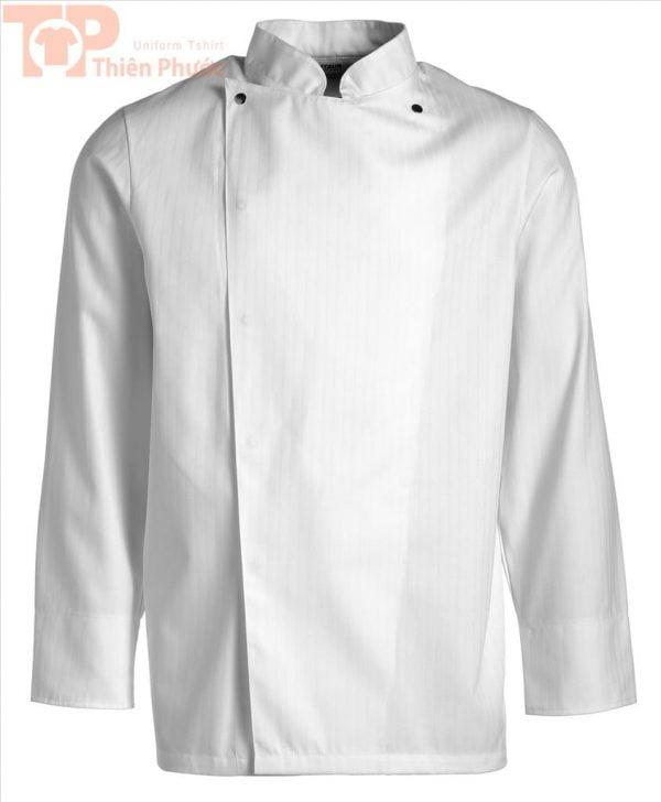 Mẫu áo đồng phục phụ bếp