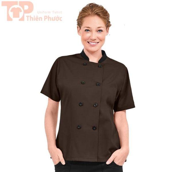 mẫu đồng phục tạp vụ cho nữ