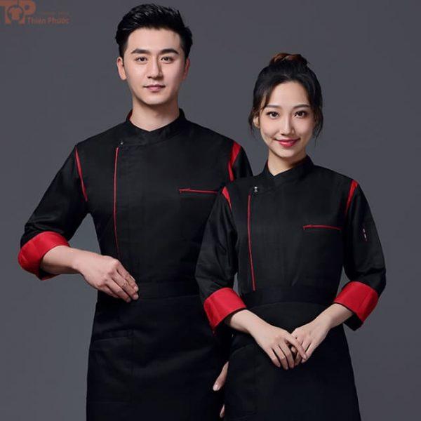Mẫu quần áo bếp